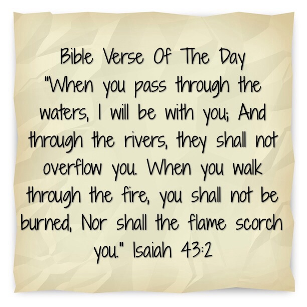 bible verse of the day jesus a fountain that never runs dry lsw