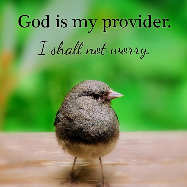 Bible Verse Of The Day God Is My Source Lsw Ministries No One