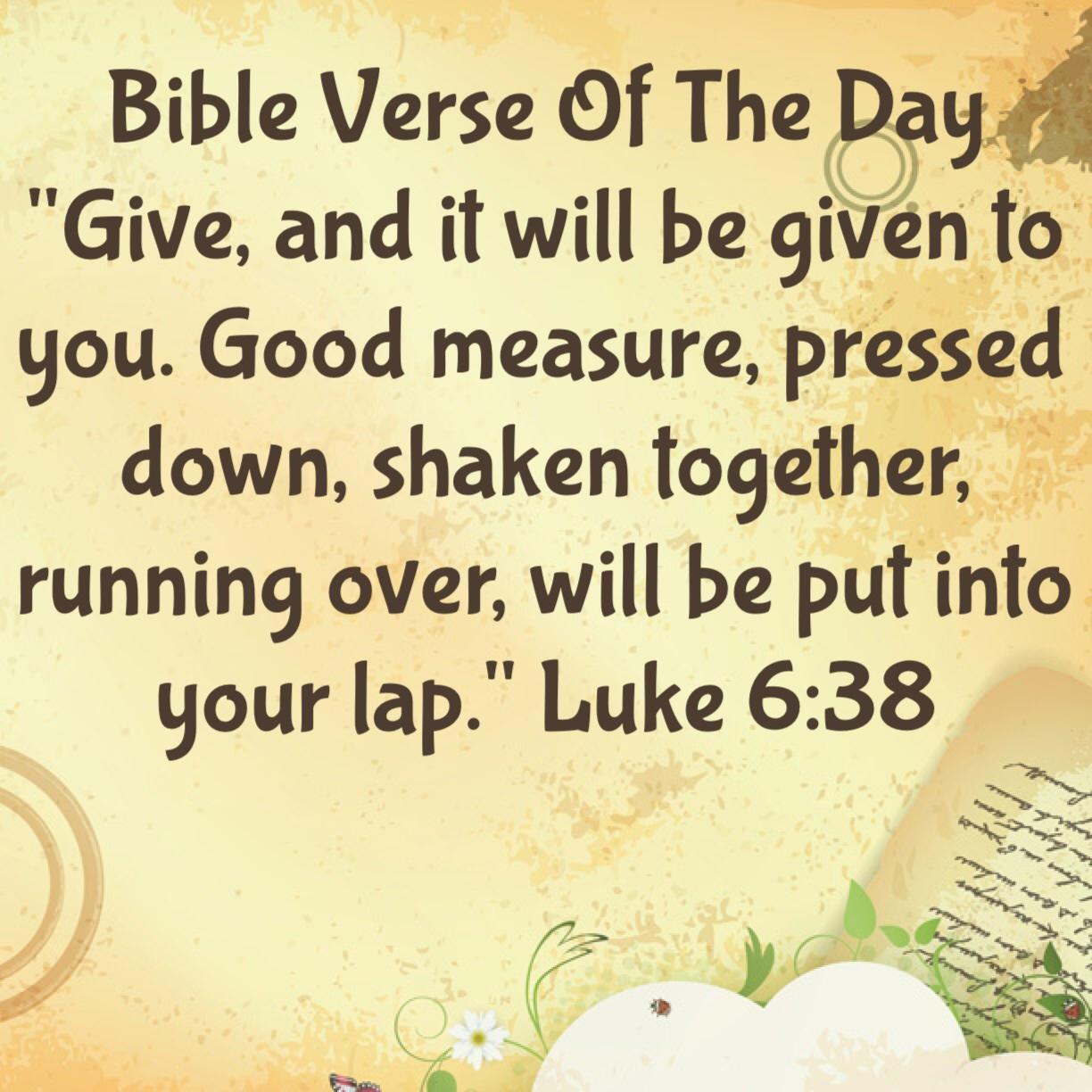 """Bible Quotes About Happiness Bible Verse Of The Day """"Don't Worry About Not Being Liked""""  Lsw"""